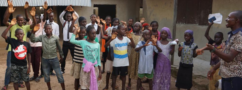 ACET Nigeria kids club