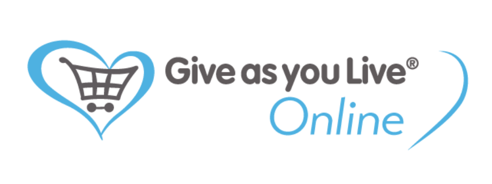 Give as you live banner