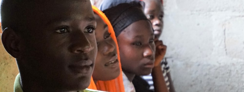 Learning about HIV in Nigeria