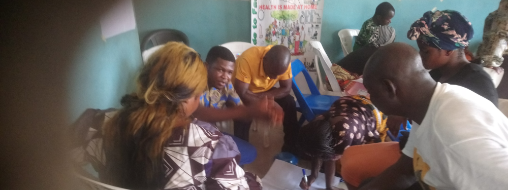 Parenting training in Nigeria