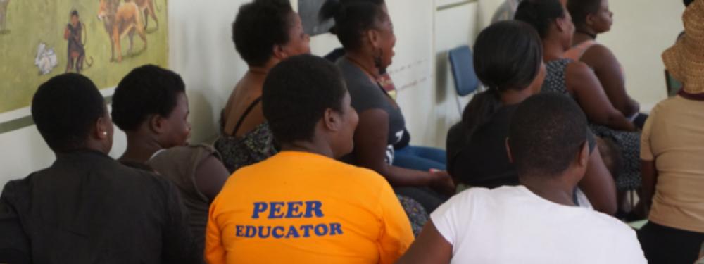 60 parents attended a positive parenting workshop