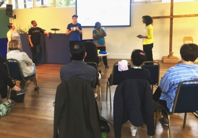 Parents' workshop on talking to children about relationships and sex