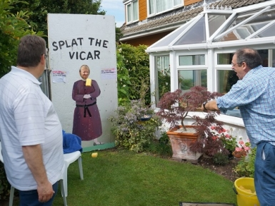 Splat the vicar