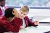 Pupils engaging in Esteem sessions